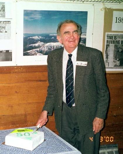 Bill Bewsher 50th