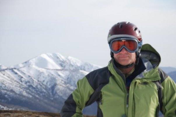 Peter Campbell, Mt Feathertop