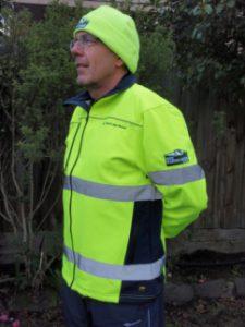BSAR Softshell jacket