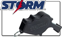 Storm whistle