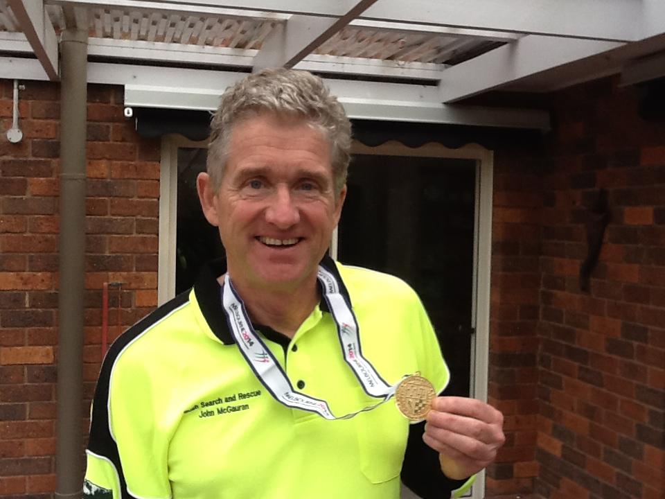 John McGauran Gold Medal
