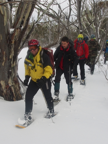 2015 BSAR Alpine Training Mt Hotham