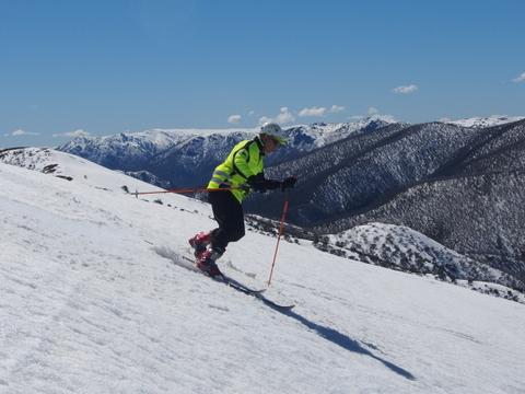 BSAR Ski training