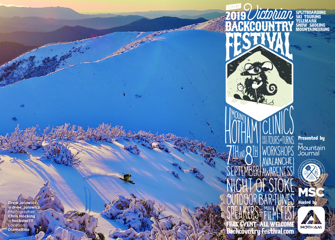 2019 Backcountry Ski festival